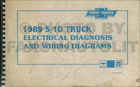 1989 Chevy 10 Wiring Diagram by Wrg 4500 1989 Chevy C K Wiring Diagram Manual