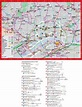 Frankfurt Maps | Germany | Maps of Frankfurt am Main