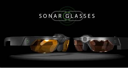 Sonar Blind Glasses Impaired Mobility Visually Aid