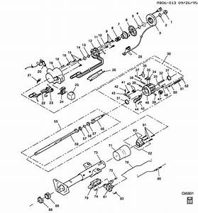 89 Gmc Steering Column Diagram  Gm  Wiring Diagrams