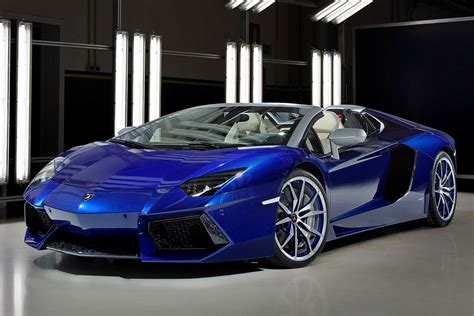 Black And Blue Lamborghini 42 Free Hd Wallpaper