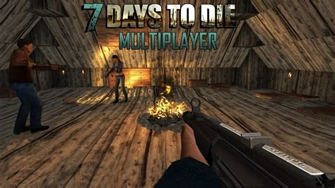 7 Days To Die  Multiplayer  Day 11 Youtube
