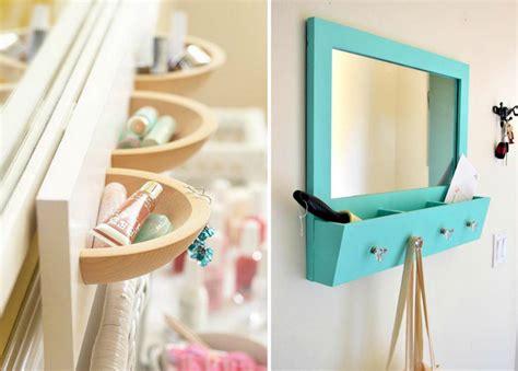 id馥 de rangement chambre diy rangement chambre idées pour vêtements accessoires et maquillage