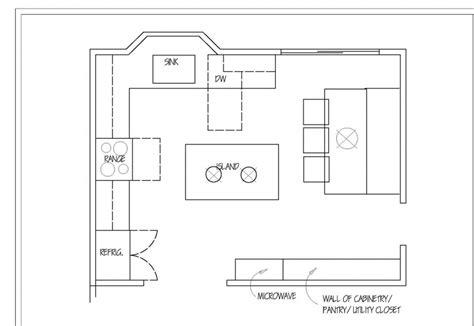 kitchen floor plans with islands 403 forbidden
