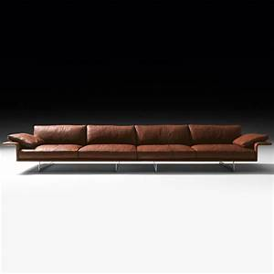 large leather contemporary italian sofa With contemporary oversized sectional sofa