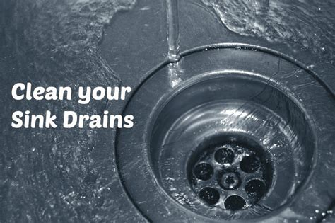sink drain smell cleaner home maintenance tip clean your sink drain atlantic