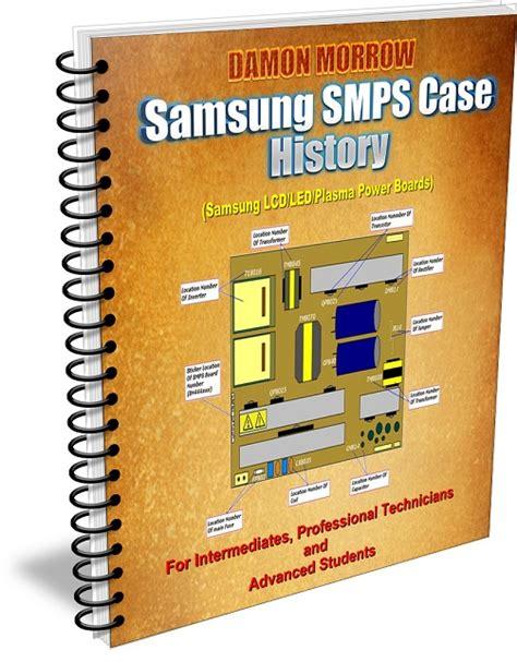 Samsung Lcd Case Histories