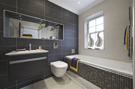 Modern Wall Hung Vanities by Salle De Bain Design