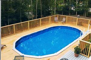 Reviews semi inground pool ideas and accessories the for Inground swimming pool designs ideas