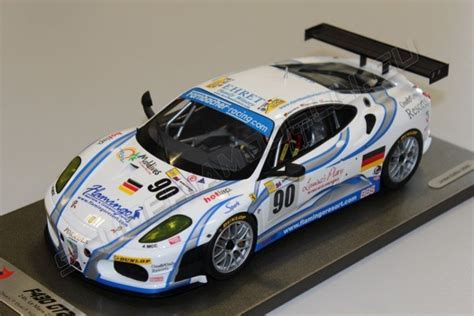While the savagery of the sf90's acceleration remains the. BBR Models 2008 Ferrari FERRARI F430 GT2 - 24h Le Mans 2008 #90 - White