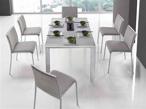 dining room chairs modern magazin With modern white dining room chairs