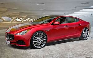 New Car Models: Maserati ghibli 2014