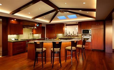 Hermosa Beach Residence   Tropical   Kitchen   los angeles
