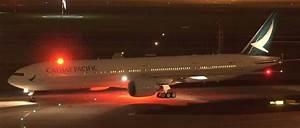 Airliner Exterior Lights  Landing Lights  Taxi Lights