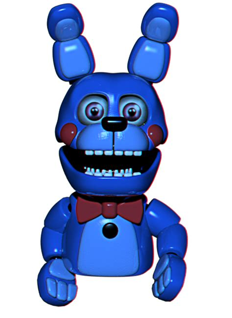 3d puppet bonnie by cosmicmoonshine on deviantart