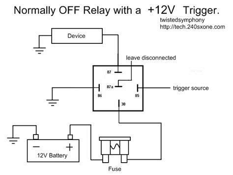 Sxone Tech Blog Archive Relay Wiring Basics