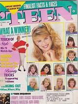 Teen magazine great model search celeste