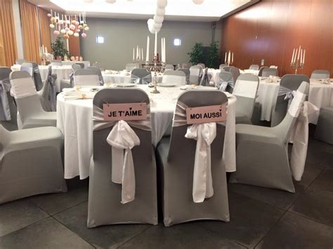location chaise mariage toulouse location de housse de chaise sur toulouse