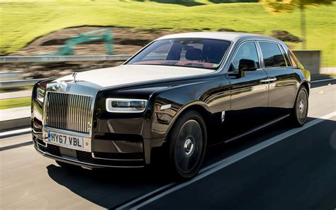 Rolls-royce Phantom [ewb] (2017) Wallpapers And Hd Images