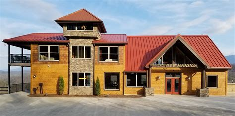 luxury cabins in pigeon forge sky view luxury vacation rental cabins in pigeon forge tn