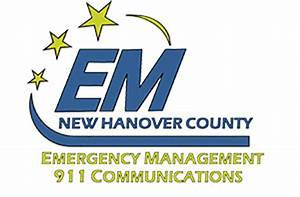 Emergency Management & 911 | New Hanover County | North ...