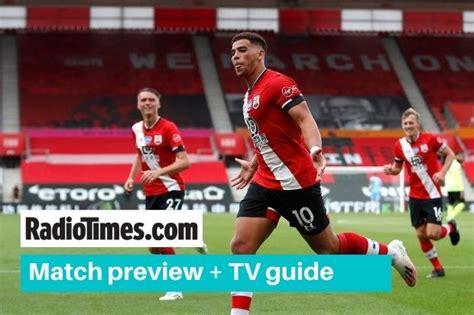 What TV station is Crystal Palace v Southampton on? Kick ...