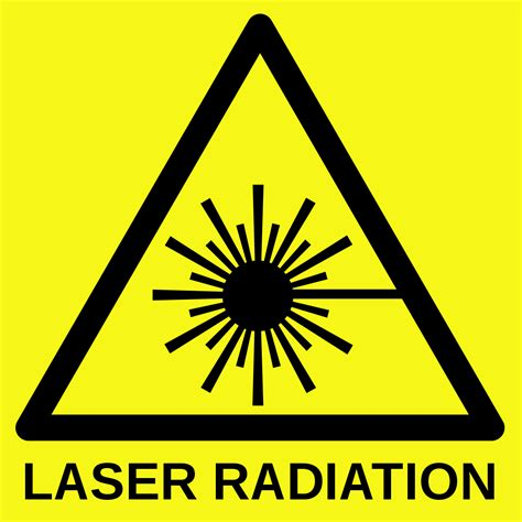 Safety Labels by Laser Safety