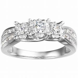 15 best collection of cheap wedding bands for her With cheap diamond wedding rings for her