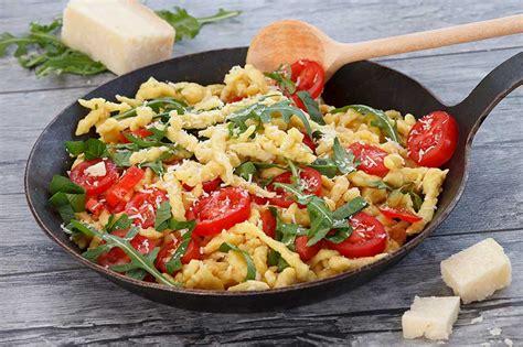 Käsespätzle Mediterran | Rezepte mit Spätzle | Blog & News ...