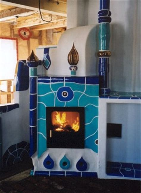 masonry heater pictures