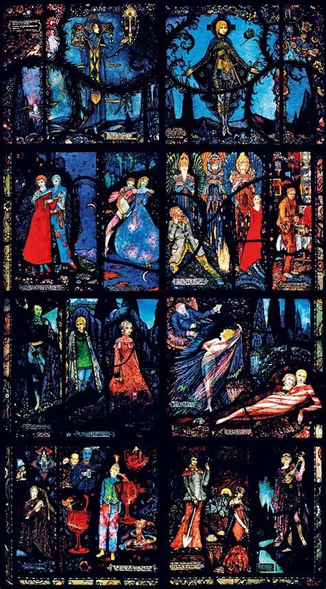 harry clarkes geneva window irish arts review