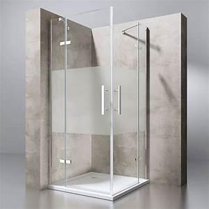 Begehbare Dusche Bilder : duschkabine eckeinstieg dusche duschabtrennung duschtasse milchglas rav30ms esg ebay ~ Bigdaddyawards.com Haus und Dekorationen