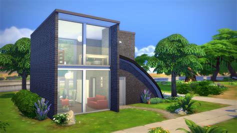 maison pour les sims 4