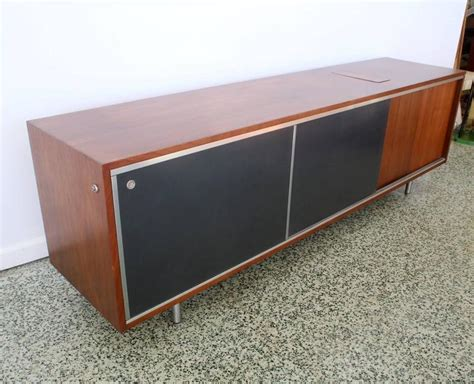 Herman Miller Credenza by Herman Miller Credenza Desk By George Nelson At 1stdibs