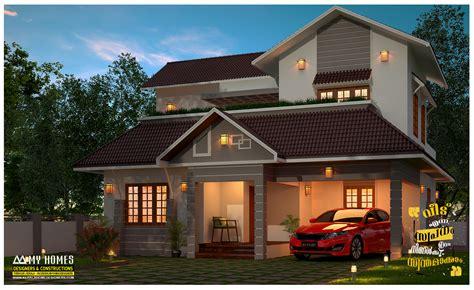 budget friendly  sq ft kerala home design  plan