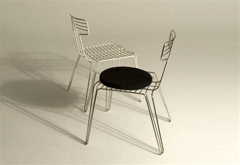 wire dining chair by tom dixon stylepark