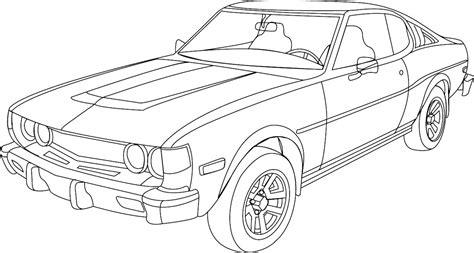 cars da colorare   disegni da colorare imagixs clip art library