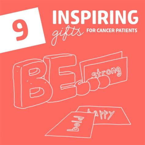 9 inspiring gifts for cancer patients dodo burd