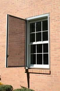 Windows Security Screen Doors