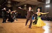 Older Dancers are the Ones to Beat on the Ballroom Circuit