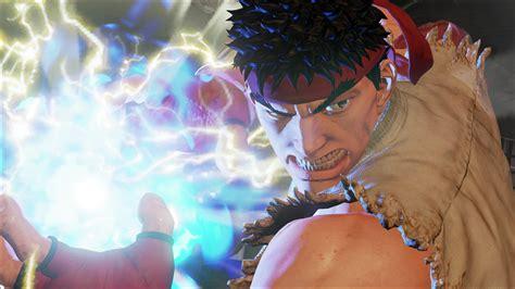 Street Fighter V Hd Wallpaper