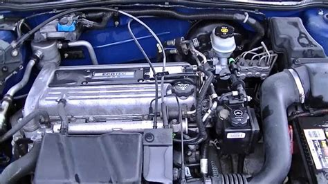 Chevy Cavalier Water Pump Youtube