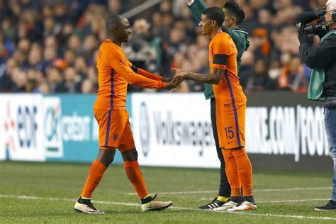 Alle wedstrijden van oranje vinden plaats in de johan cruyff arena in amsterdam. Opstelling Engeland - Nederland - EK.nl