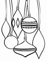 Coloring Stencils Ornaments sketch template