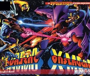 Onslaught: X-Men (1996) #1 | Comics | Marvel.com