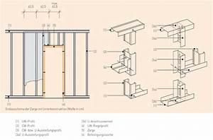 C Profil Trockenbau : ausbaupraxis zargen im trockenbau eine frage der ~ A.2002-acura-tl-radio.info Haus und Dekorationen