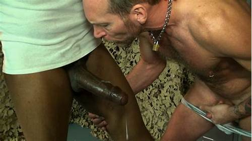 Hungry Bi Hunks And Girlfriend Lick Cocks #Military #Horse #Cock #Part #2