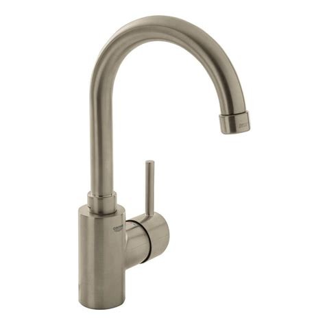 grohe kitchen sink faucets grohe concetto single single handle high arc bathroom