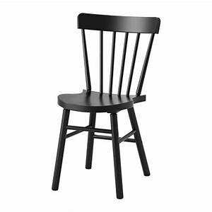 Chaise Noire Ikea : norraryd chaise ikea ~ Teatrodelosmanantiales.com Idées de Décoration