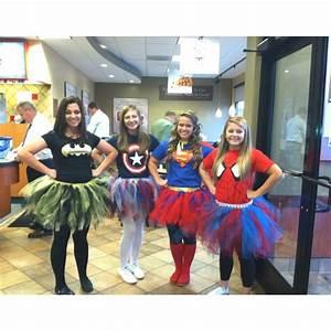 Diy, Superhero, Costumes